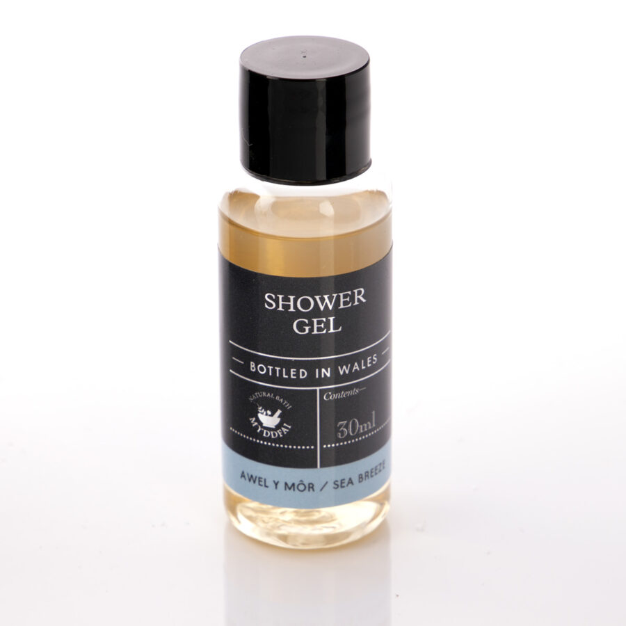 30ml Awel y Mor Shower Gel