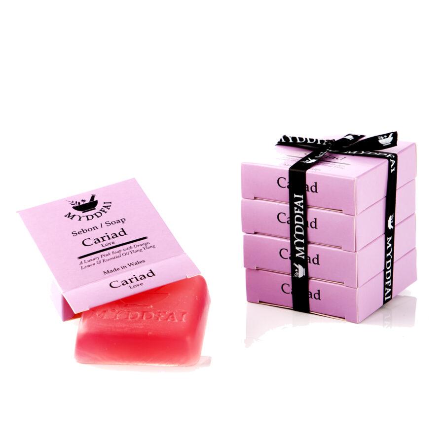 cariad soap
